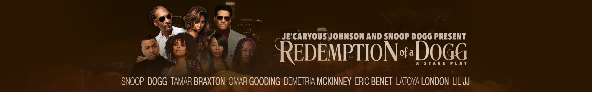 Redemption of a Dogg - St  Louis, MO - JeCaryous Johnson